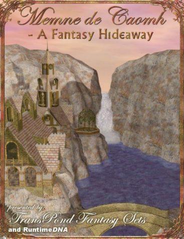 Menme de Caomh - Fantasy Hideaway