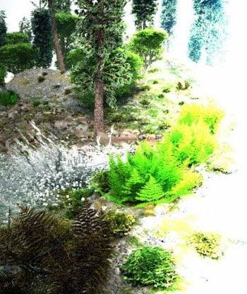 Realms Art Pond & Water Terrains