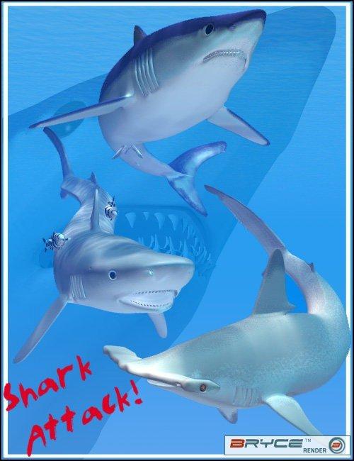 Shark Attack! Pack 2