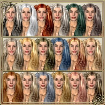 Paradise Colors - Real hair for Paradise Hair