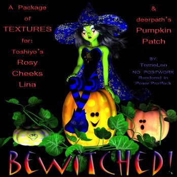 Bewitched! for Rosy Cheeks Lina