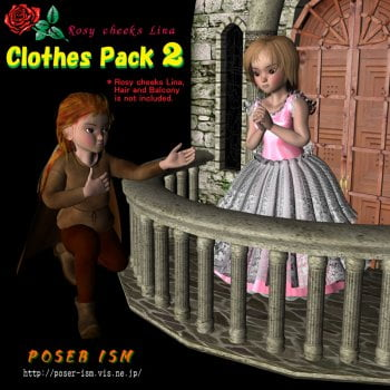 Clothes Pack 2 for Rosy cheeks Lina