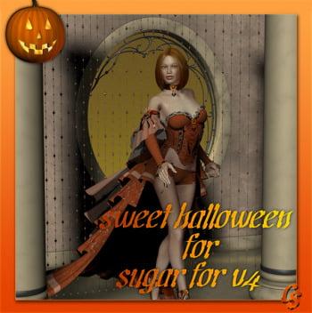 Sweet Halloween for Sugar for V4