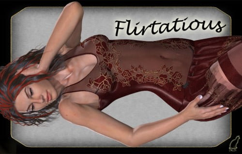 Flirtatious for Minidress for GND4
