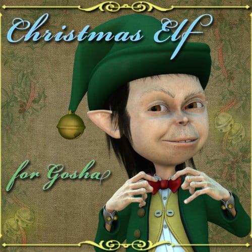 Christmas Elf for Gosha