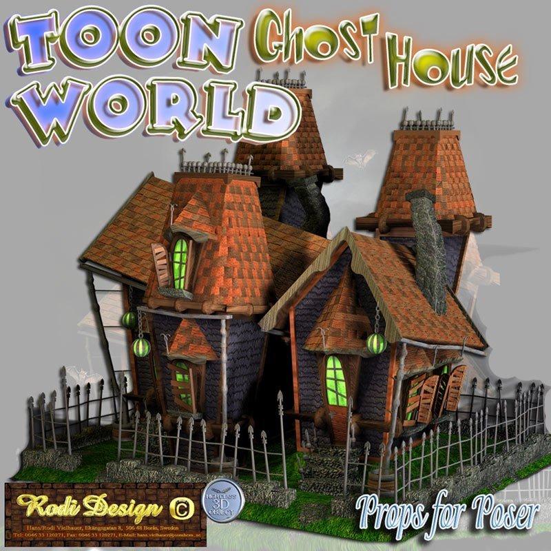 Toon World, Ghost House
