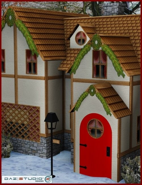 Kringle Cottage