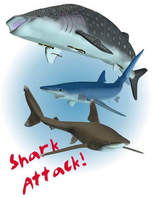 Shark Attack! Pack 1