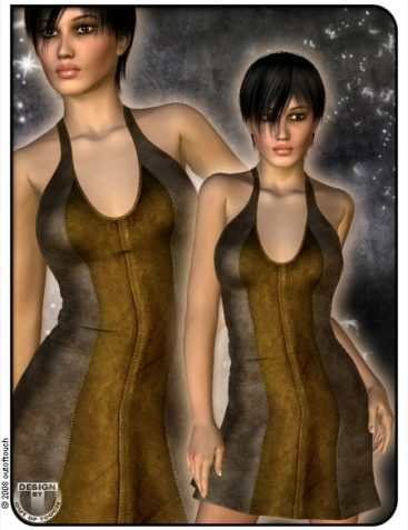 Sporty Dress Textures