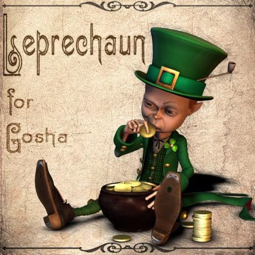 Leprechaun for Gosha
