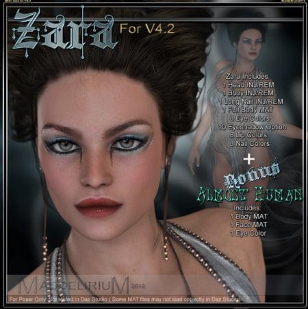 MDD Zara for V4.2