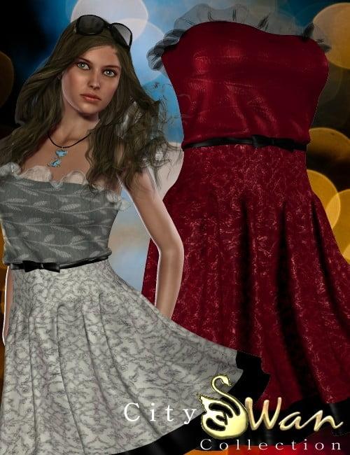 CitySwan Dress