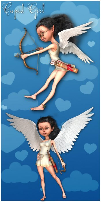 Cupid Girl for Mavka