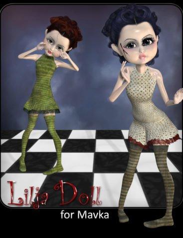Lilja Doll