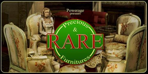 Powerage Precious & Rare Furniture Bundle