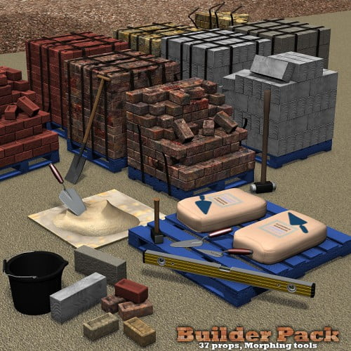 Builder Pack 1