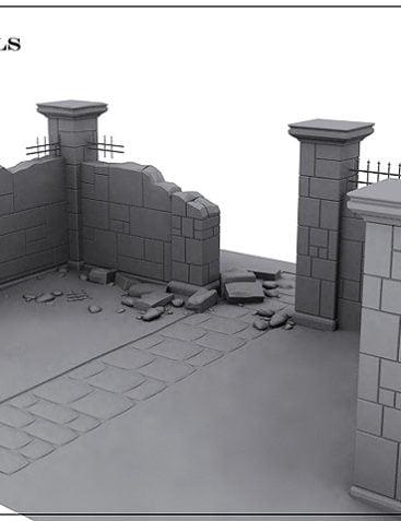 Ruins:Garden Walls