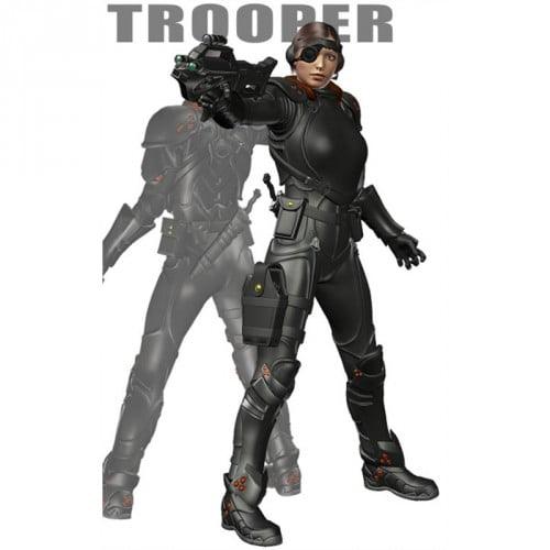 TROOPER for Victoria 4