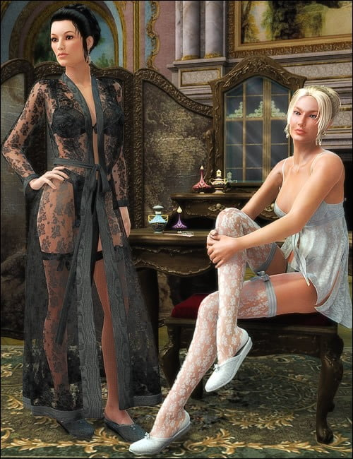 Moyra's Lingerie Boutique: Paris
