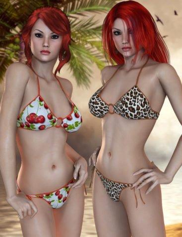 Heat Wave for Familiar Bikini
