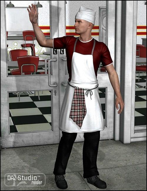 Hash Slingers for Short Order Cook