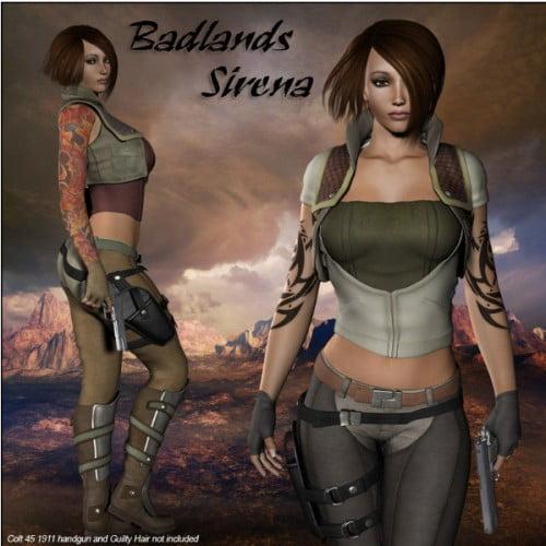 Badlands Sirena