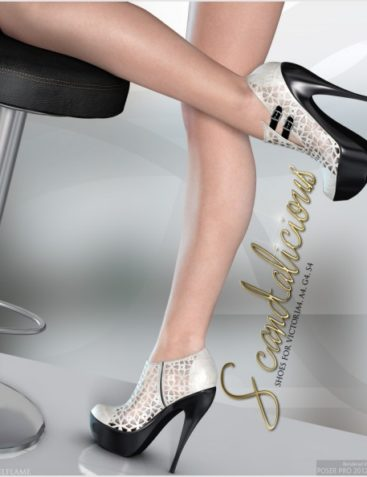 LilFlame's Scandalicious Shoes