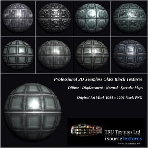 TRU-Glass-Block-Textures-3D-Cover
