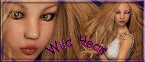 Wild Heart for Wild Hair