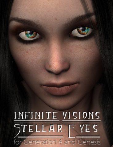 Infinite Visions - Stellar Eyes for Gen4 & Genesis