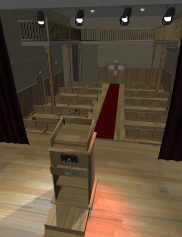Interiors The Town Hall