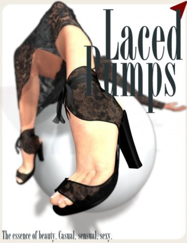 Laced Pumps for V4 / A4