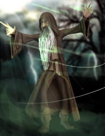 Old Man Rex for Genesis Clothing