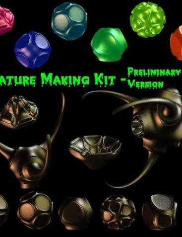 Creature Making Kit - Preliminary Version