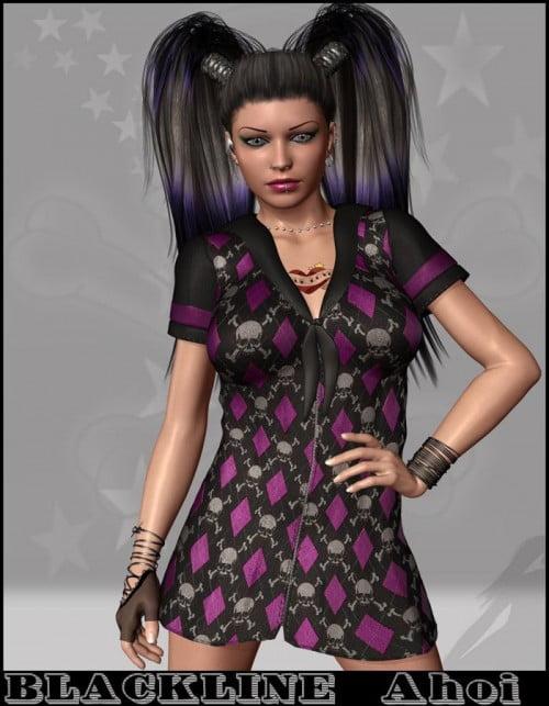 Blackline Ahoi Outfit