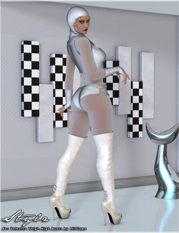 Stylz for Valextra Thigh High