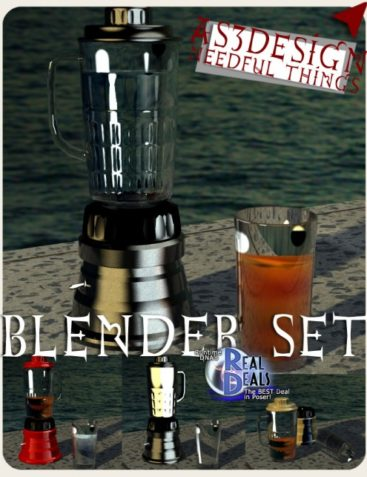 Needful Things - Blender Set
