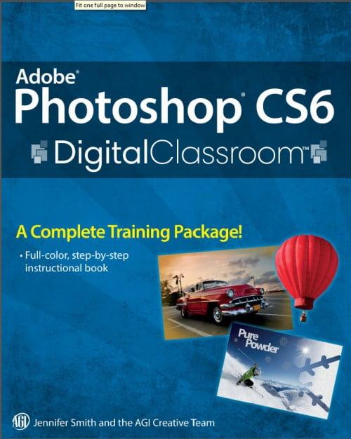 Photoshop CS6 - Digital Classroom