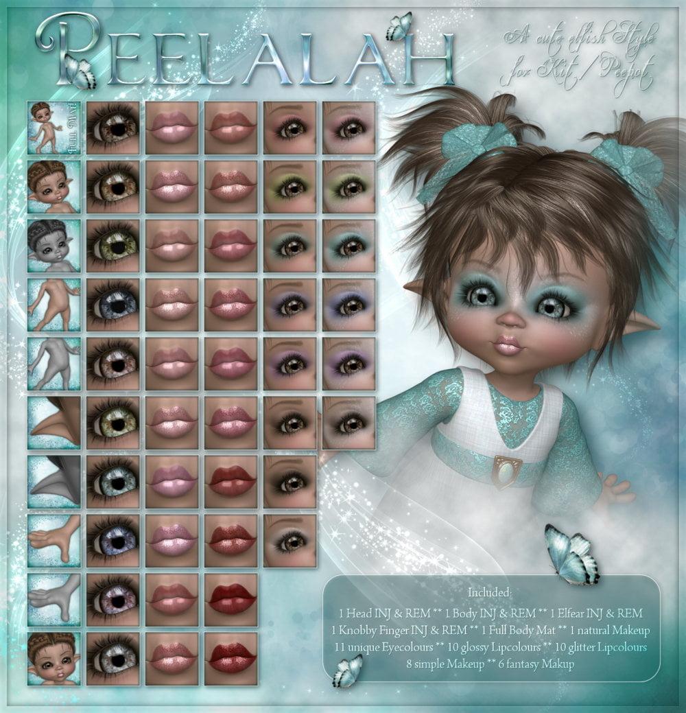 Peelah For Kit