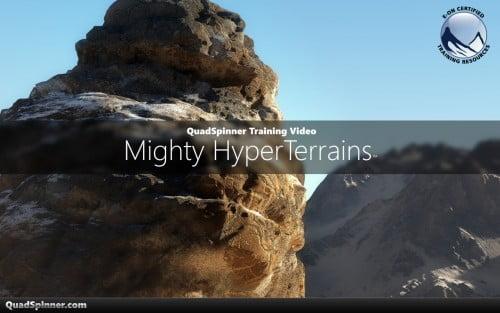 Mighty Hyperterrains Vol. 1
