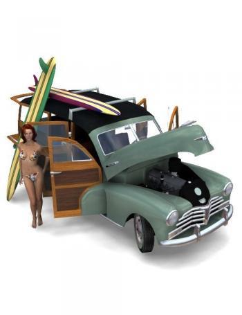 1948 AM Classic Car