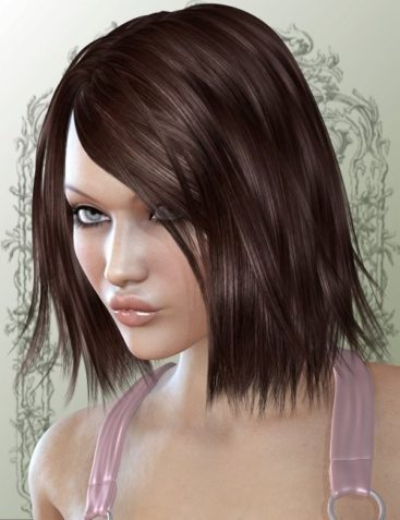 Ranger Hair: Color and Movement
