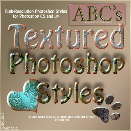 ABC -Textured-Styles