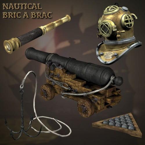 Nautical Bric-a-Brac