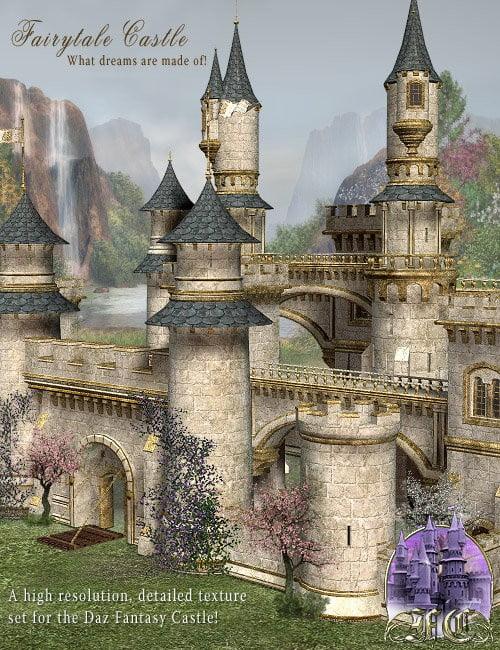 Fairytale Collection ? Fairytale Castle Textures
