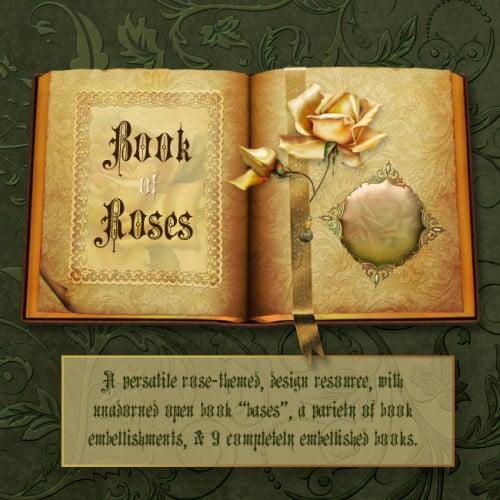 """Jaguarwoman's """"Book of Roses"""""""