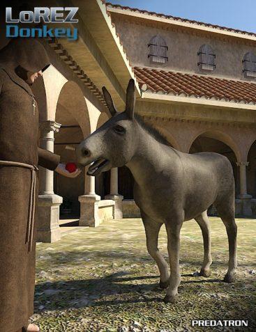 LoREZ Monk & Donkey Bundle