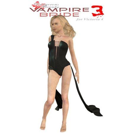 Dangerous Beauty: Vampire Bride 3 for V4