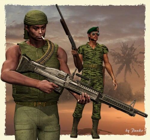 Vietnam AddOn1 (M3)