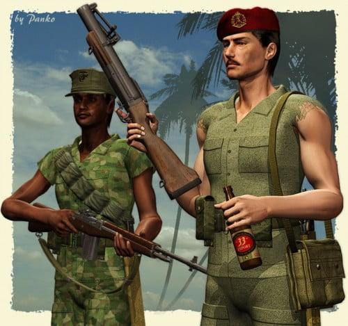 Vietnam AddOn2 (M3)
